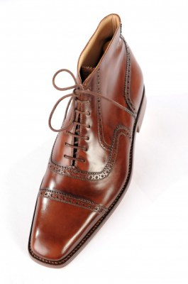 semi-brouge oxford boots 134-04 pic2