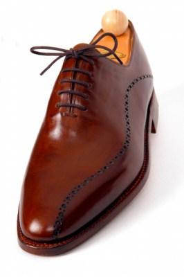 wholecut oxfords with wave holes 333-09 pic13