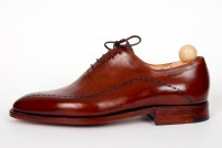 wholecut oxfords with wave holes 333-09 pic2